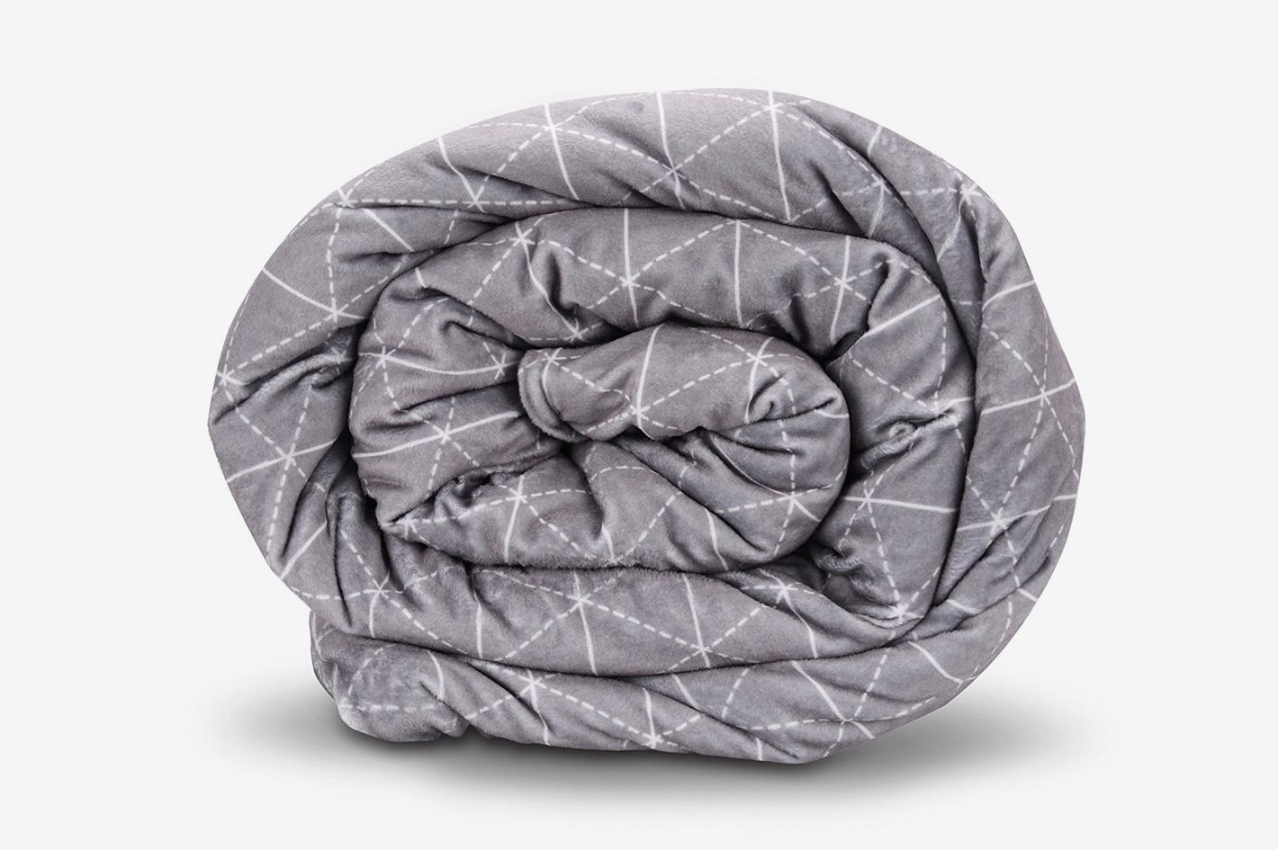 Rocabi Luxury Weighted Blanket & Minky Cover