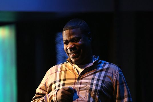 Tracy Morgan performs Live at Mount Airy Casino Resort February 1, 2014 in Mt. Pocono, Pennsylvania.
