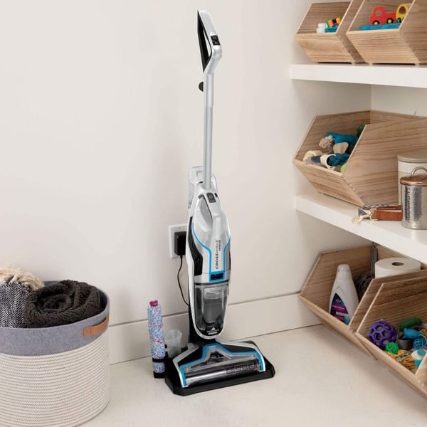 BISSELL 3-in-1 Multi-Surface Floor Cleaner