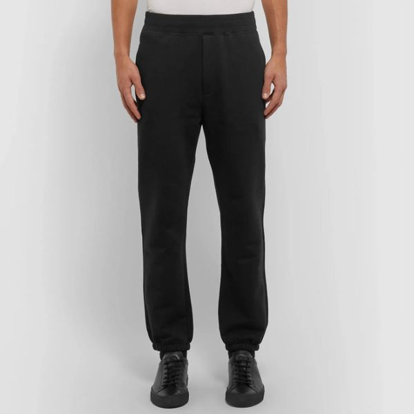 The Row Olin Cotton-Jersey Sweatpants