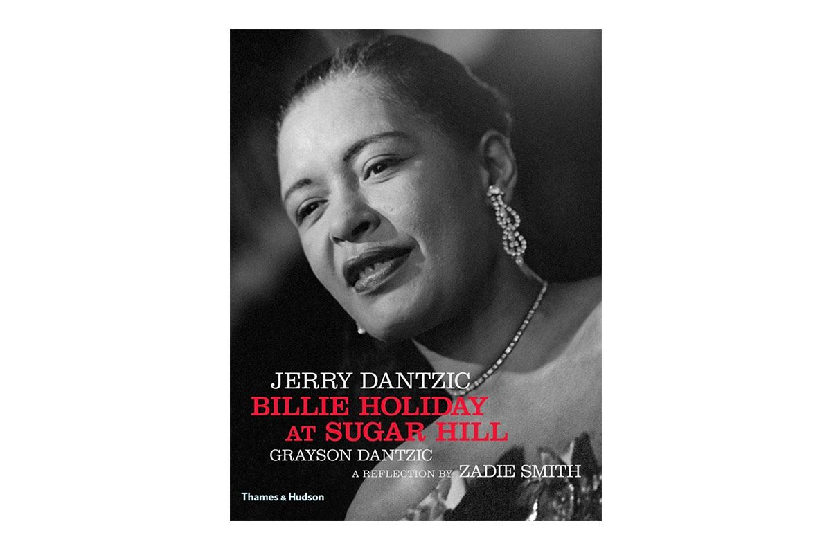 Billie Holiday at Sugar Hill, Grayson Dantzic