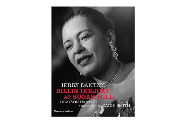 Billie Holiday at Sugar Hill, Grayson Dantzic