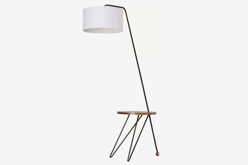 Koppel Arched Floor Lamp by Wade Logan