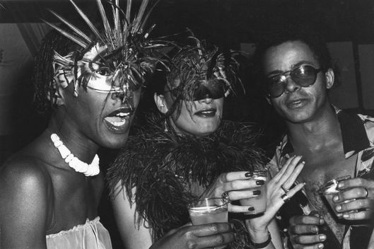 The Scene At Studio 54