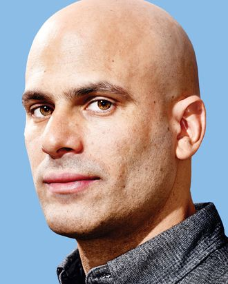 Obama's former personal chef Sam Kass.