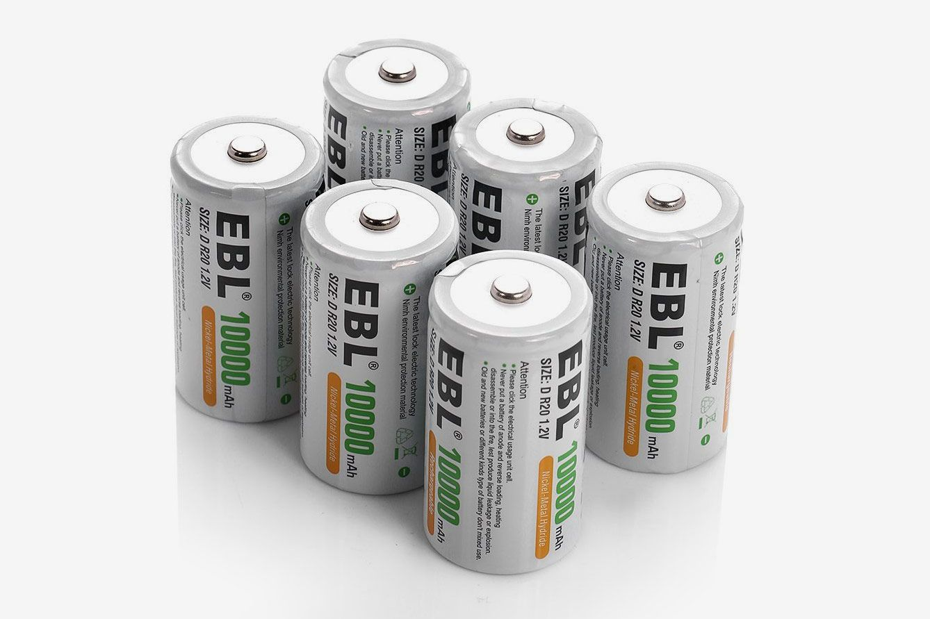 the 10 best rechargeable batteries 2018