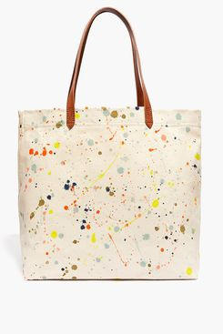 Madewell The Canvas Transport Tote: Print Edition