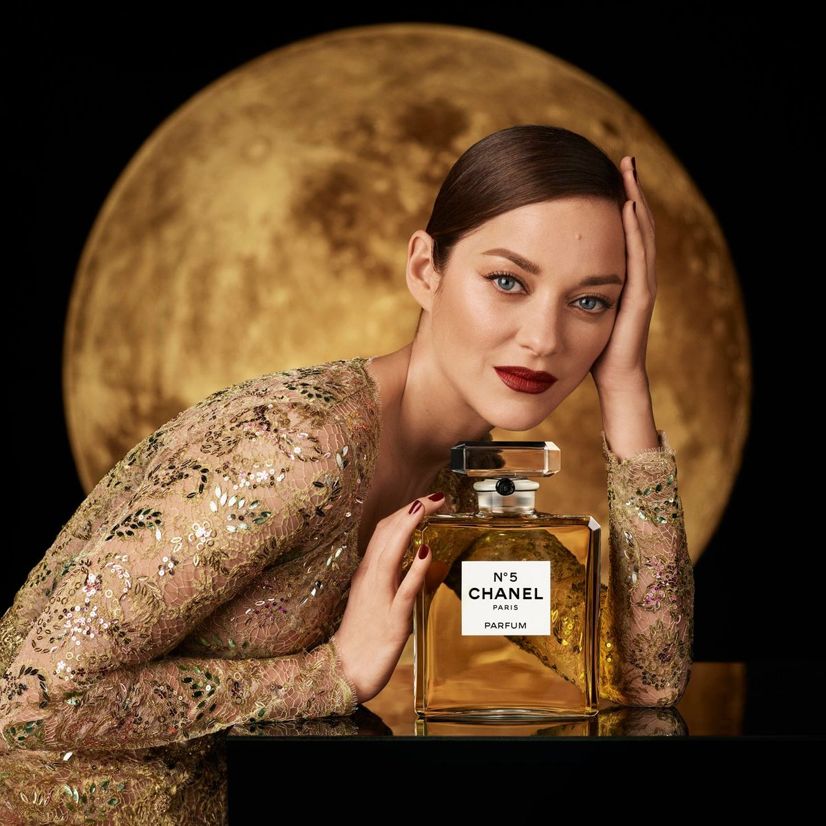 Watch Marion Cotillard Sing Lorde in This Chanel No. 5 Film