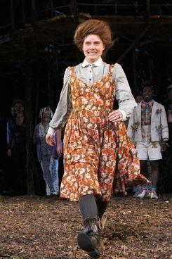 Amy Adams' new do for <em>Into the Woods</em>.