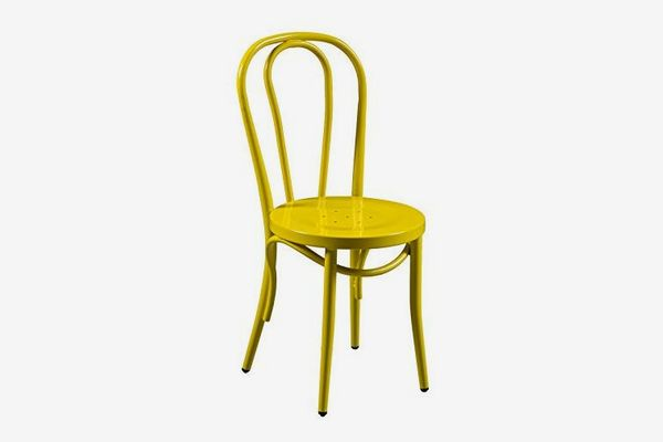 BrackenStyle Kitchen Dining Chair - Bentwood Style Metal