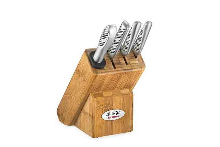 Global 5-Piece Knife Set