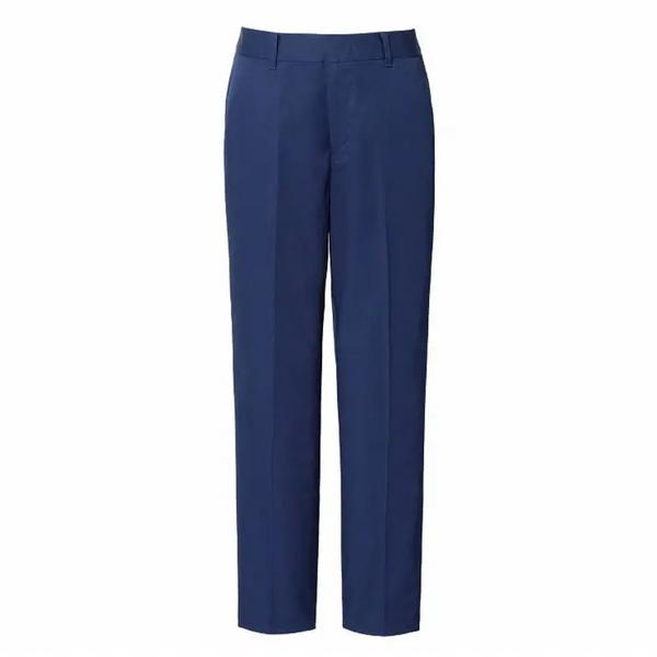 Uniqlo J+ Linen-Cotton Tapered Pants