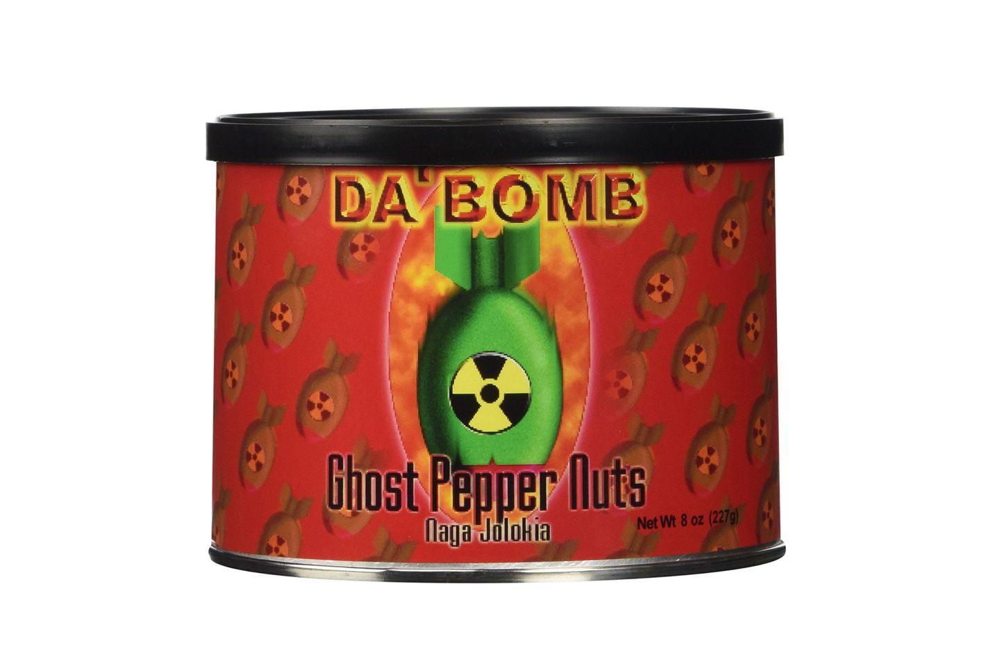 Da Bomb Ghost Pepper Peanuts