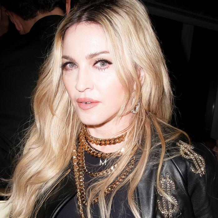 Good luck, Madonna.