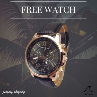 d92299494f The Weird World of Viral 'Free Watch' Scams on Instagram
