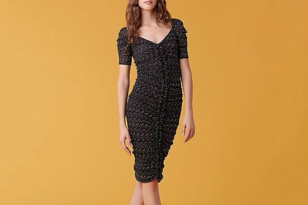 DVF Romana Sheath Dress