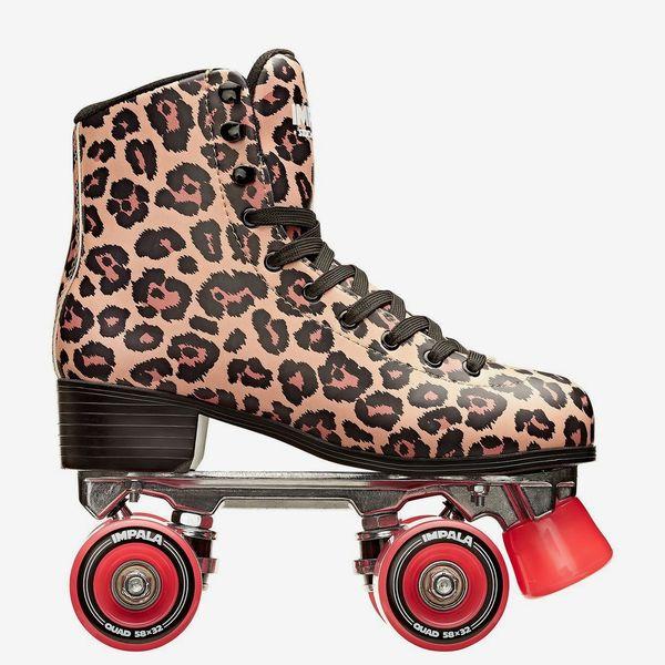 Impala Quad Skate, Leopard