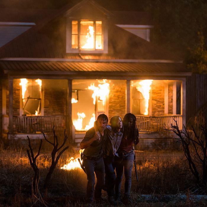 The Walking Dead Recap Season 8 Episode 9 Honor