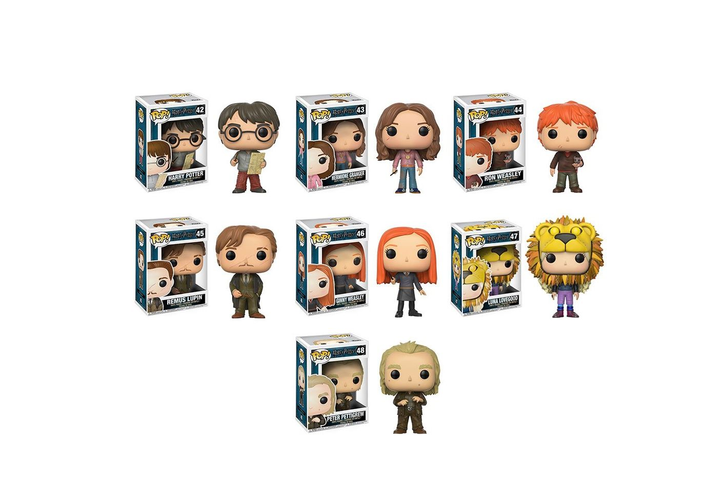 Funko Pop! Movies: Harry Potter Wave 4