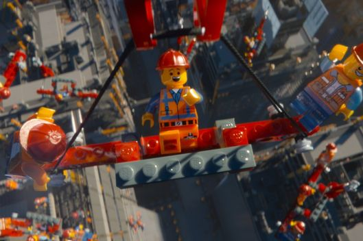 The LEGO Movie is Practically Communist -- Vulture