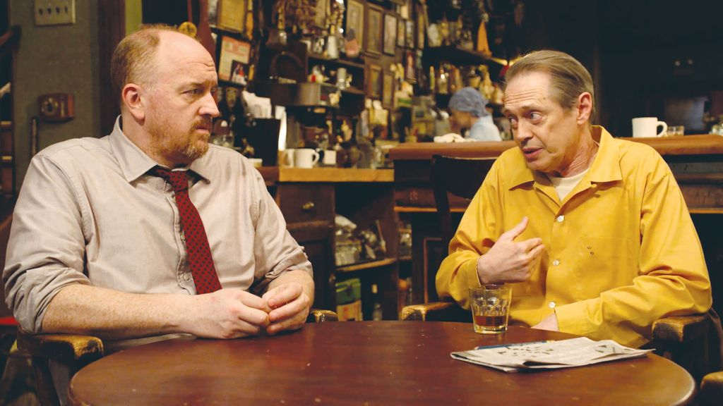 Steve Buscemi and Louis C.K. in Horace and Pete