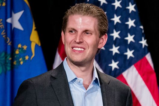 Donald Trump's Son Says 'Waterboarding Happens on College Campuses ...