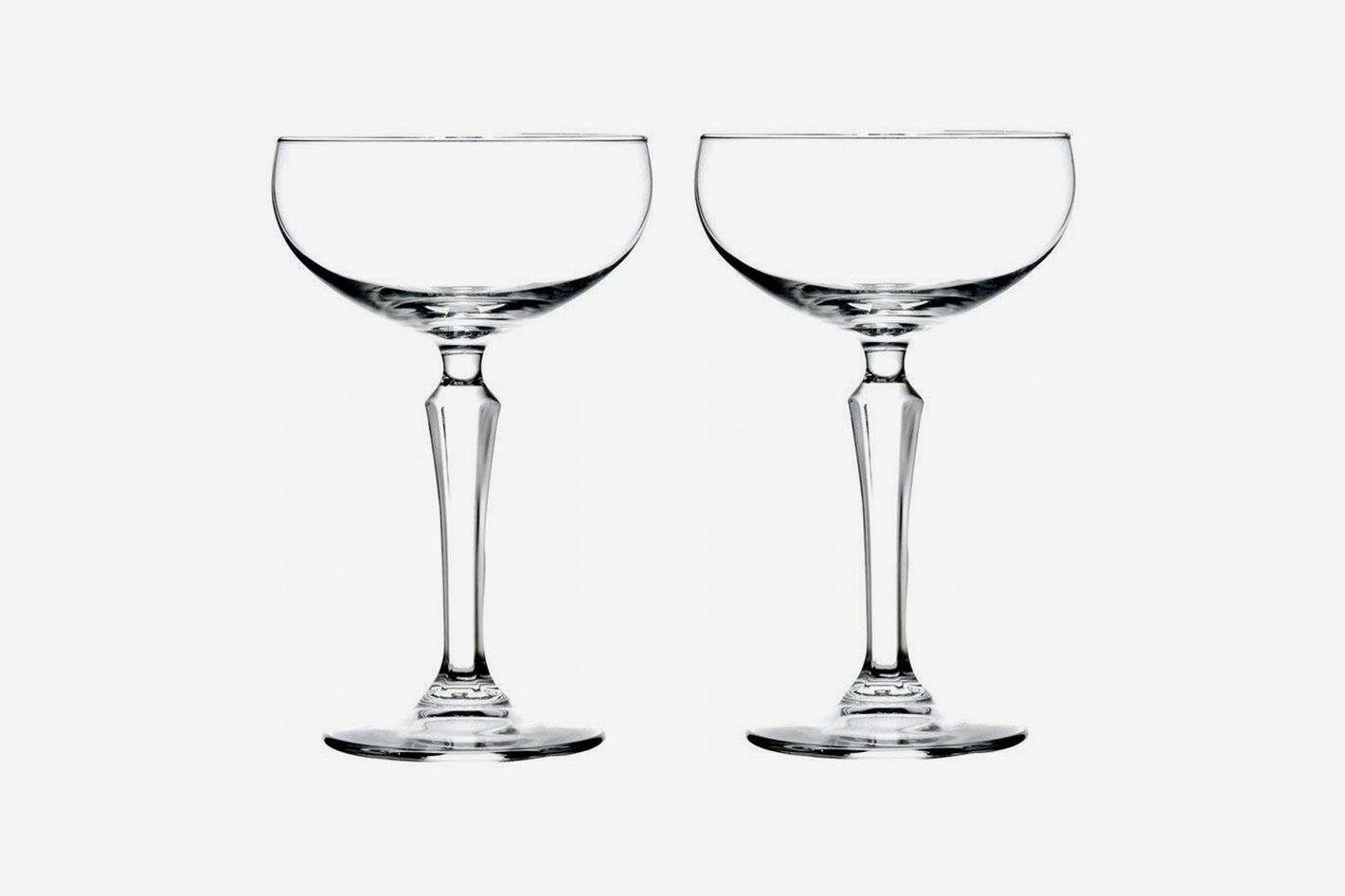 Libbey Speakeasy Coupe Glass, 2-Pack