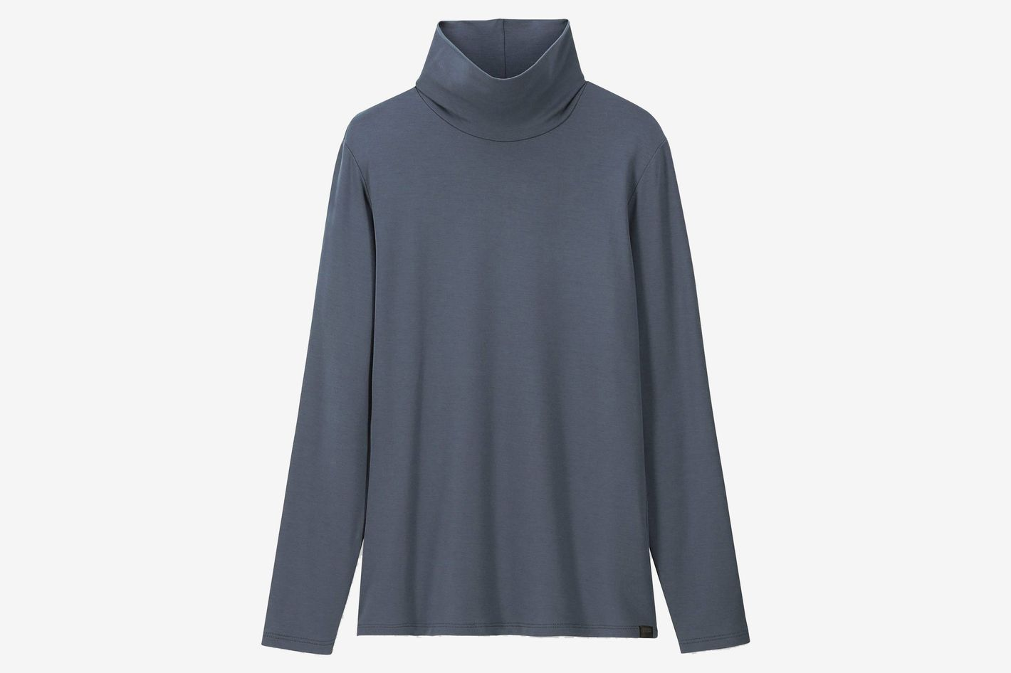 Uniqlo Women's Heattech Extra Warm Turtleneck T-shirt