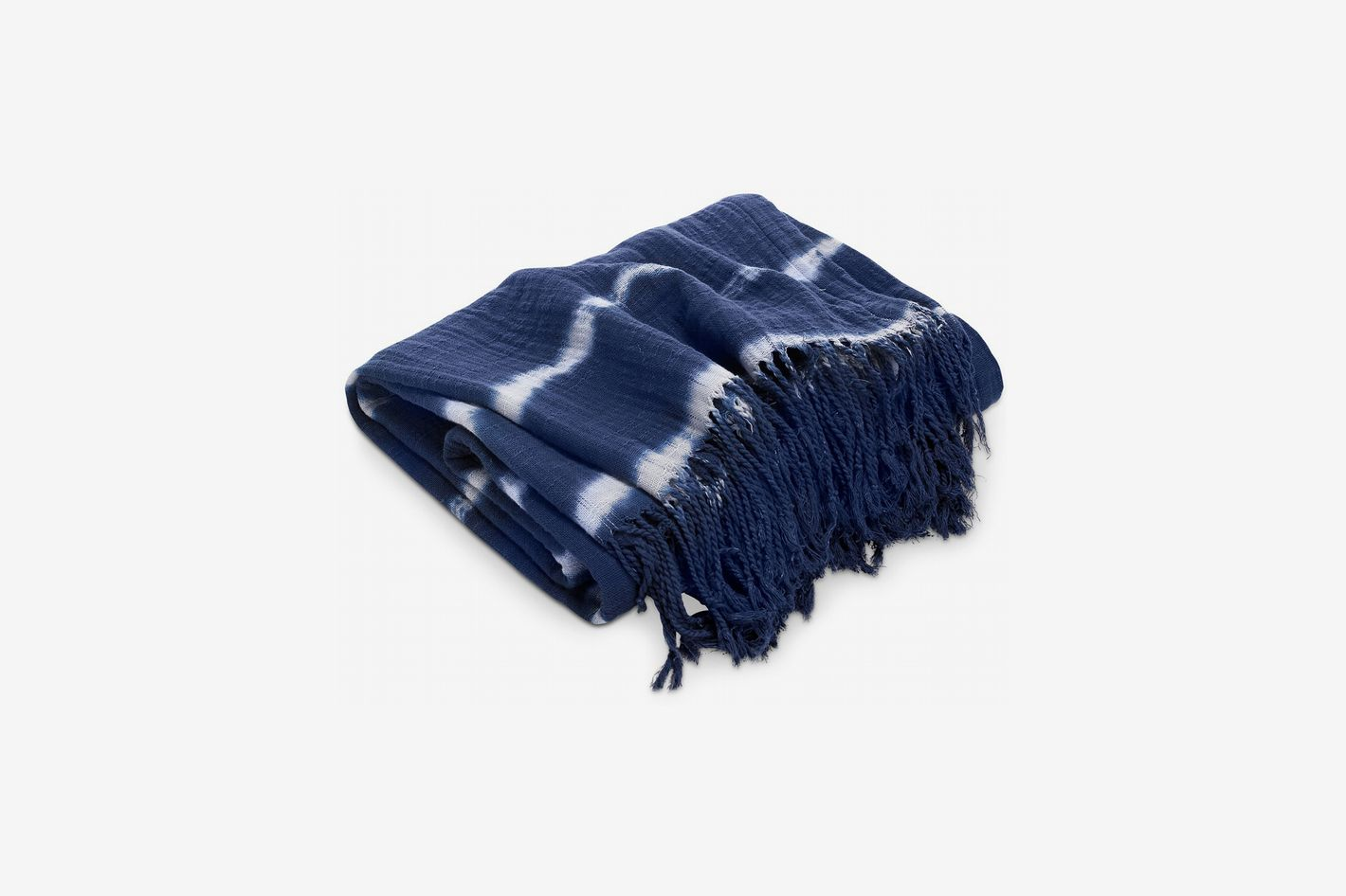 Lucky Brand Shibori Throw