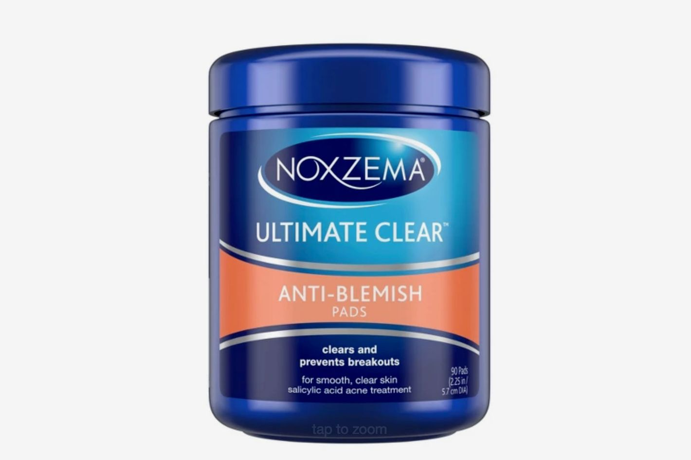 Noxema Ultimate Clear Anti-Blemish Pads
