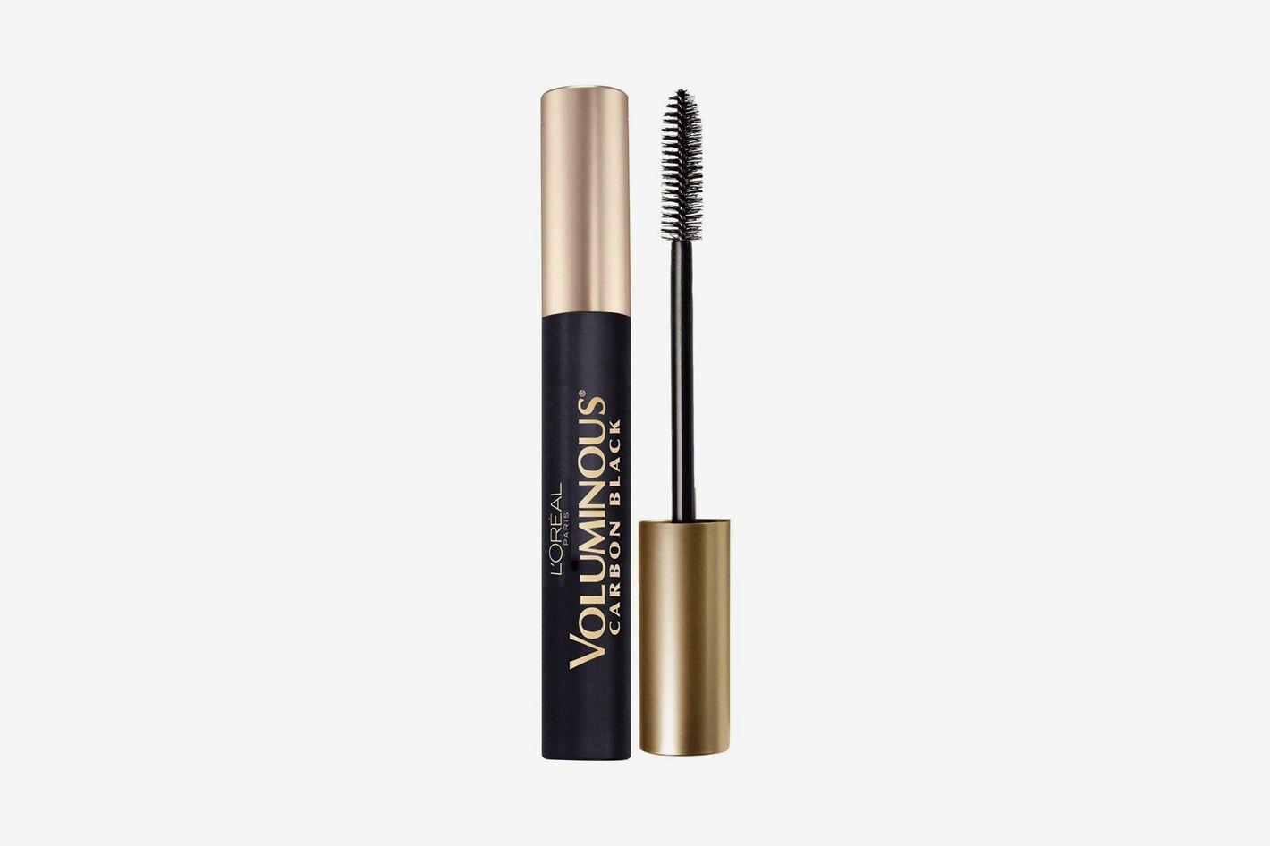 L'Oréal Paris Carbon Black Voluminous Volume Building Mascara in Carbon Black