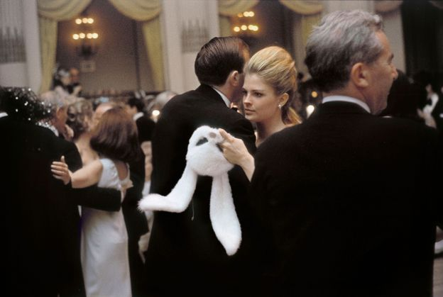 Photo 25 from Halston's Bunny Mask for Candice Bergen