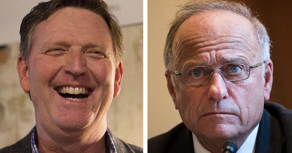 Iowa's Right-Wing 'Kingmaker' Rejects Steve King