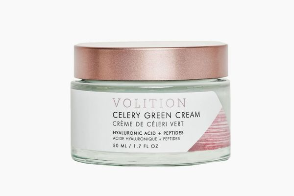 VOLITION BEAUTY Celery Green Cream with Hyaluronic Acid + Peptides
