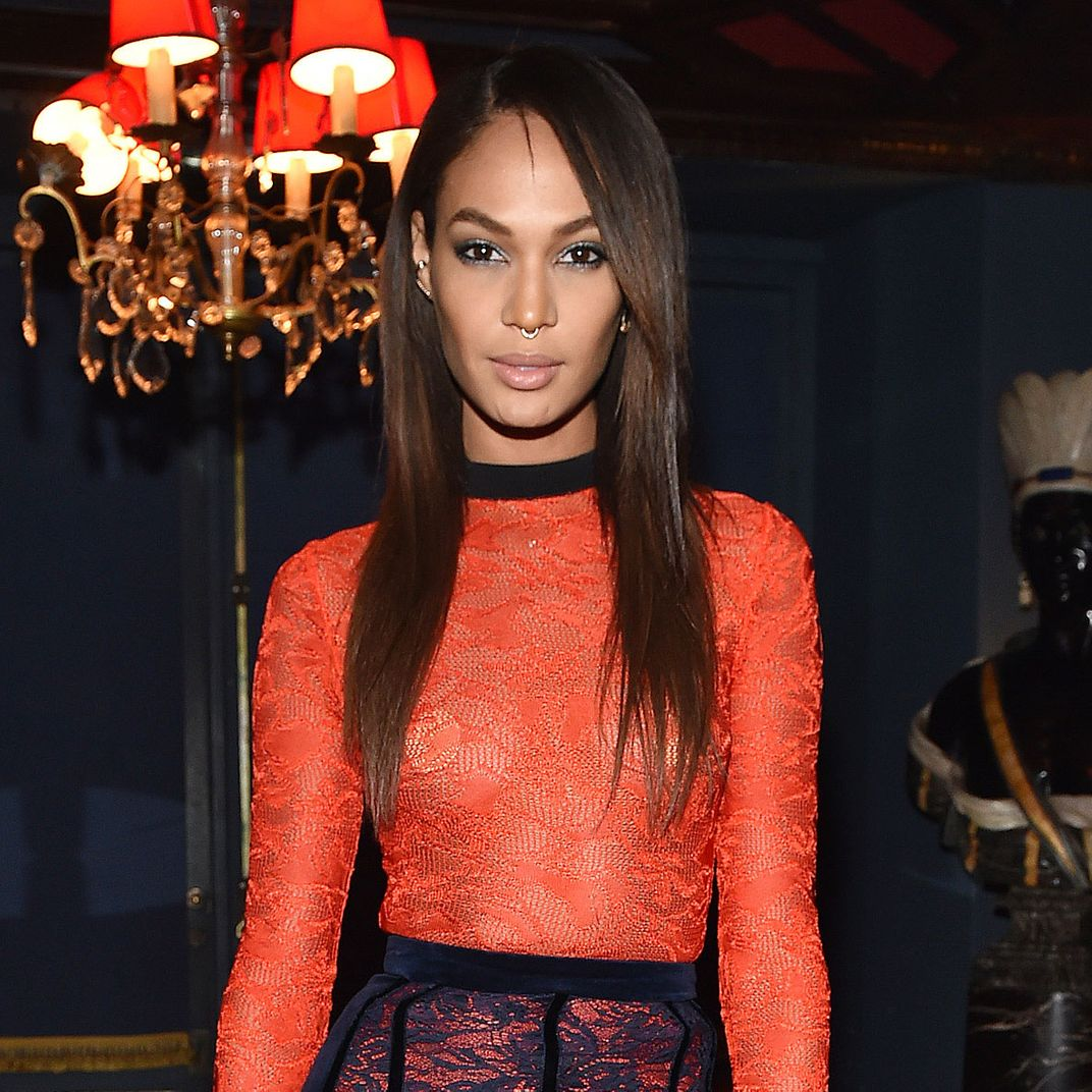 05c4d088 See 75 of Joan Smalls's Best Off-Duty Looks