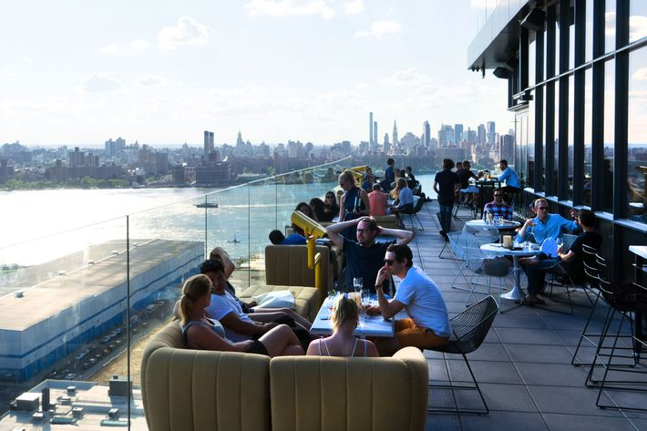 The Absolute Best Rooftop Bars in NYC