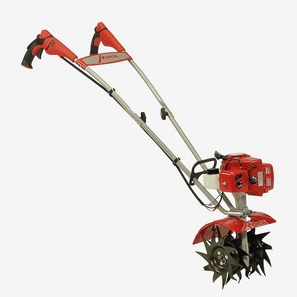 Schiller Grounds Care Mantis 2-Cycle Tiller Cultivator