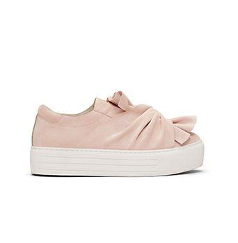Aaron Suede Platform Sneaker