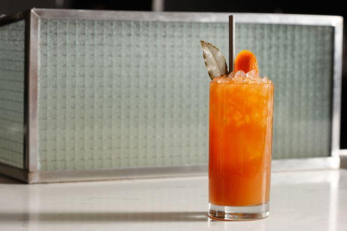 One of Lumos's cocktails.