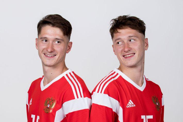 Anton and Aleksey Miranchuk.