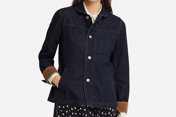 Uniqlo Women's Denim Coveralls (Inès de la Fressange)