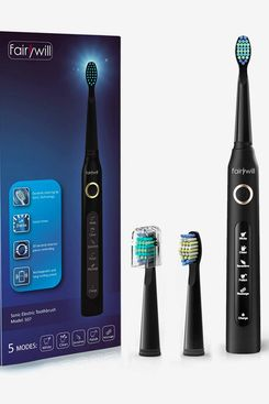 Fairywill Electric Rechargeable Toothbrush with Timer