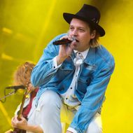Arcade Fire Perform At Belsonic