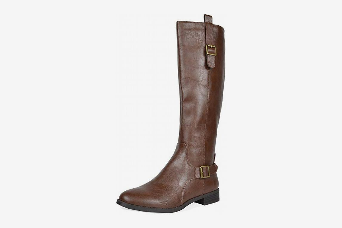 908bd4ae593 Toetos Women s Fashion Knee High Riding Boots