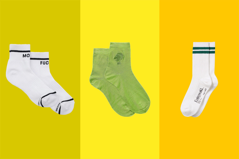 1 Pair Simple Cotton Low Cut Ankle Socks for Women Solid Color Non Slip