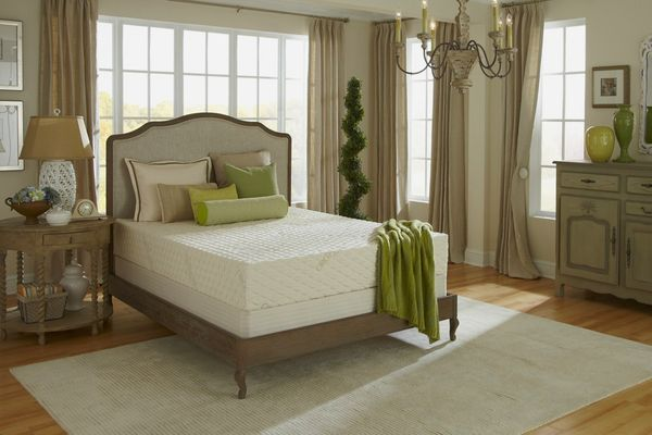 PlushBeds Natural Bliss All Natural Latex Mattress