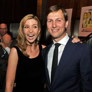 Businesswoman Ivanka Trump and New York Observer Publisher Jared Kushner attend The New York Observer 25th Anniversary Party at Four Seasons Restaurant on March 14, 2013 in New York City.