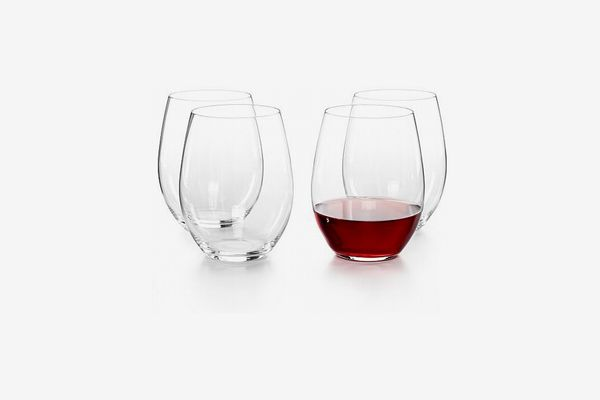 Riedel O Cabernet and Merlot Stemless Wine Glasses