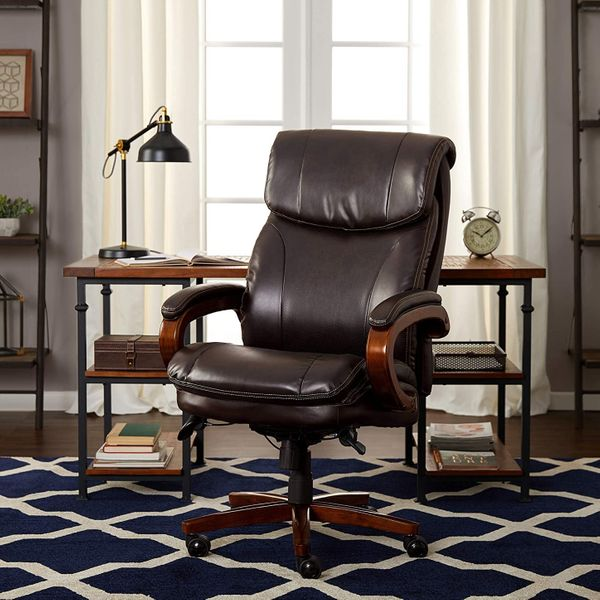 La-Z-Boy Trafford Big and Tall Executive Office Chair