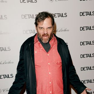 Dan Harmon attends the DETAILS Hollywood Mavericks Party held at Soho House on November 29, 2012 in West Hollywood, California.